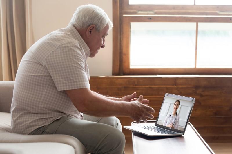 Home Visits Virtually Bluebird Hospice